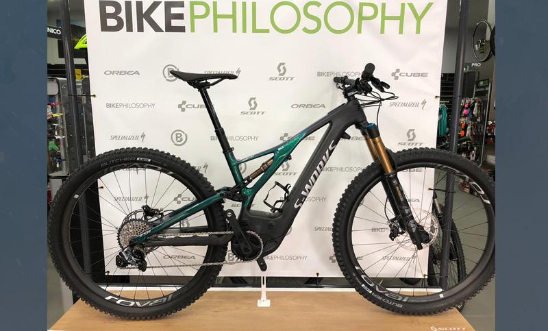 Bikephilosophy Specialized Levo 2019