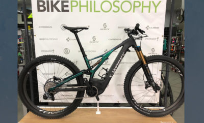 Bikephilosophy Specialized Levo 2019