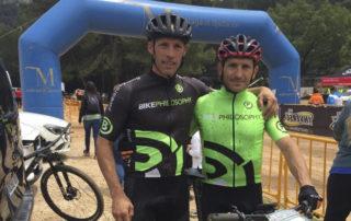 Florink Tibo y Manuel Martín. Bikephilosophy